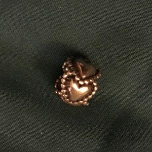 Pandora Silver Bead Charm 02447